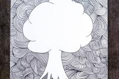 arbre w
